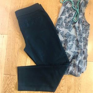 Petite Loft Marisa/Modern Fit Trousers